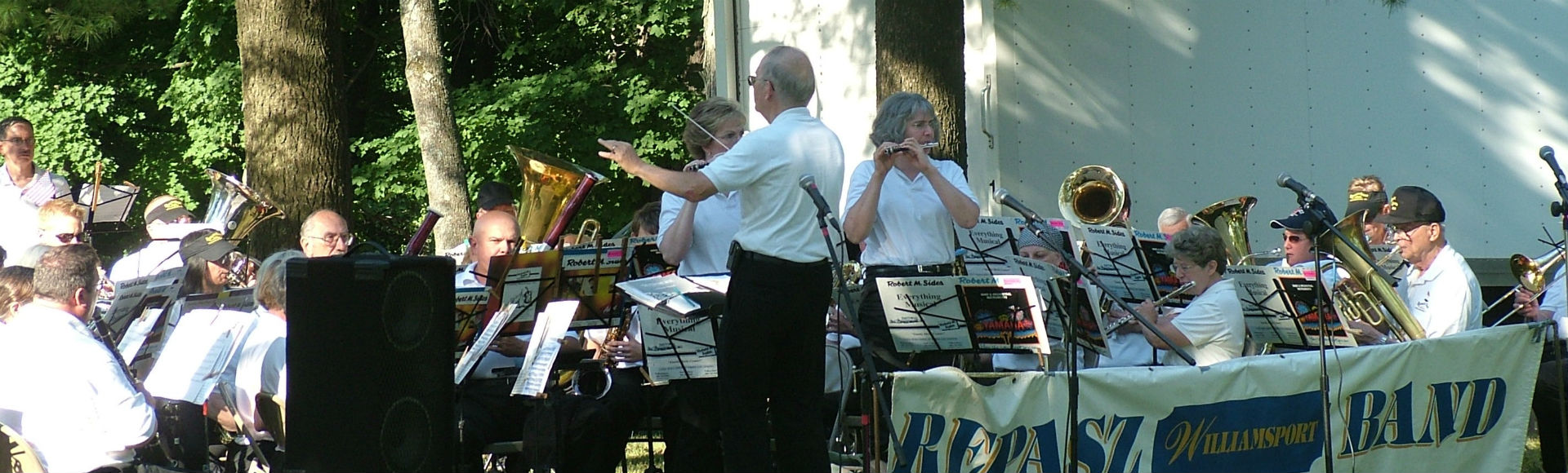 Outdoor Concerts throughout the Susquehanna Valley